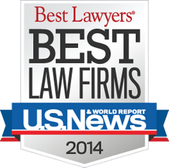 Best Lawyers | BEST | LAW FIRMS | U.S. News|  & WORLD REPORT | 2014